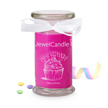 Bougie Happy Birthday ( Collier) Jewel Candle