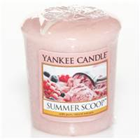 Votive Summer Scoop / Glace D'été Yankee Candle