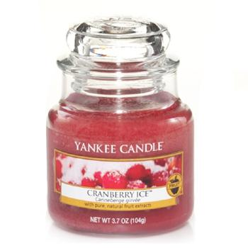 Petite Jarre Cranberry Ice / Canneberge Glace Yankee Candle