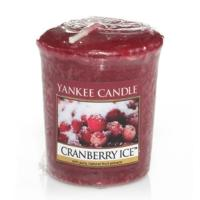 Votive Cranberry Ice / Canneberge Yankee Candle