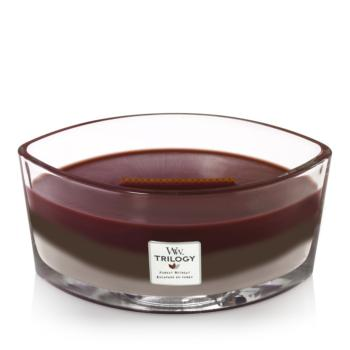Woodwick Bougie Ellipse trilogy Forest Retreat