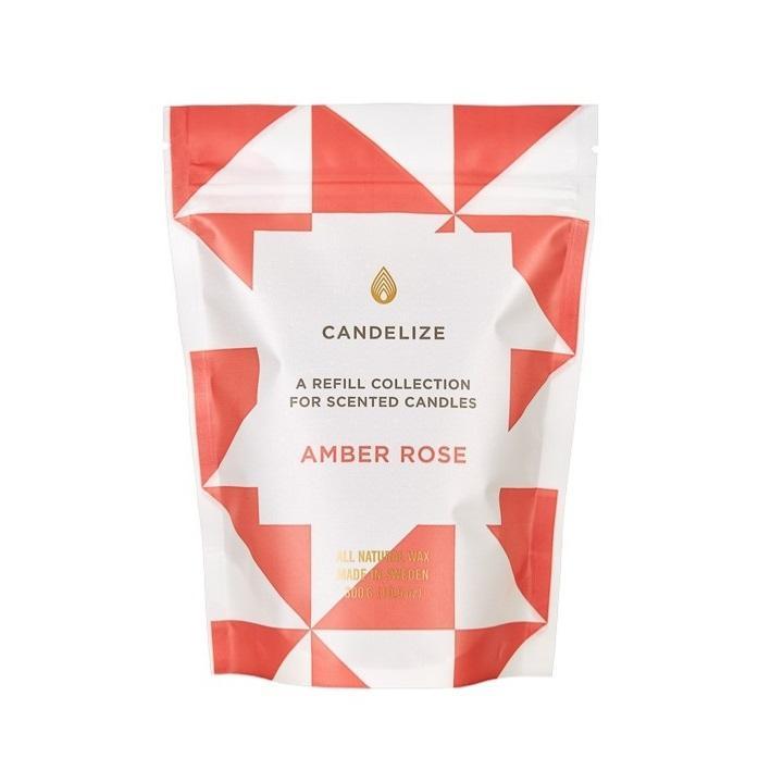 Sachet candelize parfum amber rose sur - Creer sa penderie ...