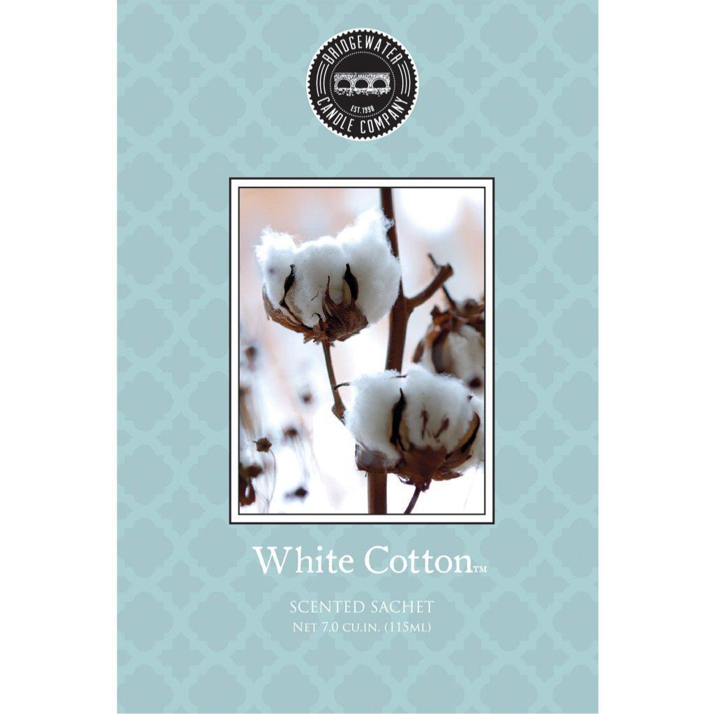 Sachet parfum penderie armoire aspirateur white cotton - Sachet parfume pour armoire ...