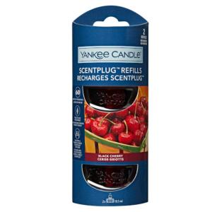 Recharge Pour Prise Black Cherry Yankee Candle